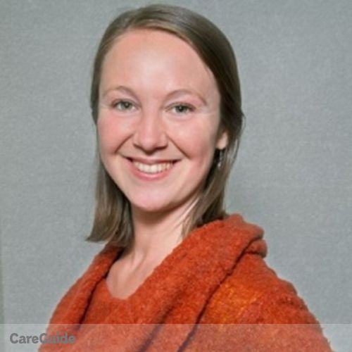 Canadian Nanny Provider Charity Bryant's Profile Picture