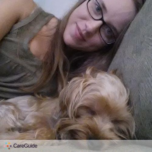 Pet Care Provider Samantha Cook's Profile Picture