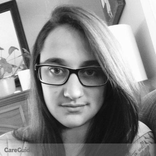 Canadian Nanny Provider Emily P's Profile Picture