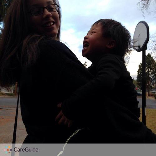Child Care Provider Gabriella McRoberts's Profile Picture