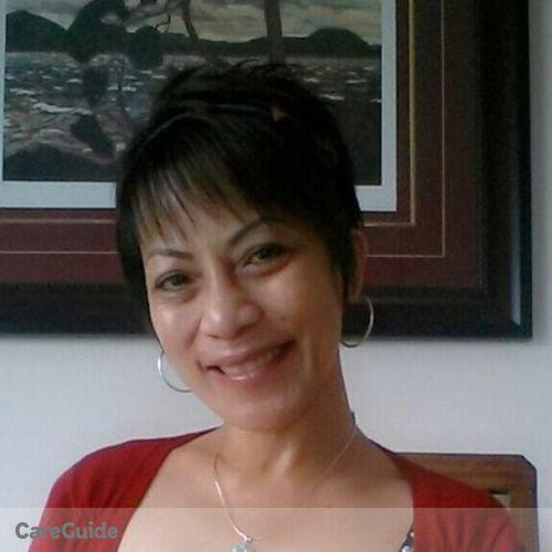 Canadian Nanny Provider Marichu Stevenson's Profile Picture
