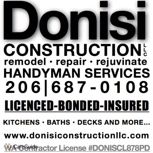 Handyman Provider Donisi Construction's Profile Picture