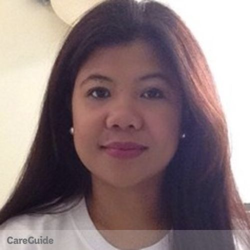 House Sitter Provider Louida Calucab's Profile Picture