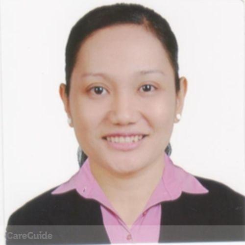 Canadian Nanny Provider Jenaima Viernes's Profile Picture