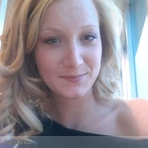 Canadian Nanny Provider Rebecca Maetche's Profile Picture