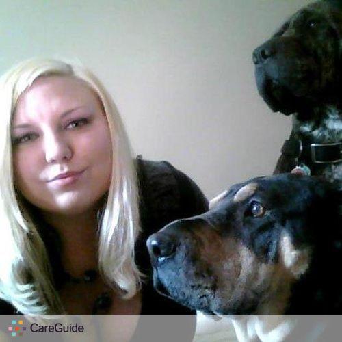 Pet Care Provider Nicole R's Profile Picture