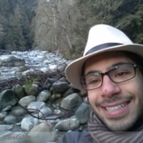 Canadian Nanny Provider Pedro d's Profile Picture