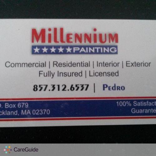 Painter Provider Millennium P's Profile Picture