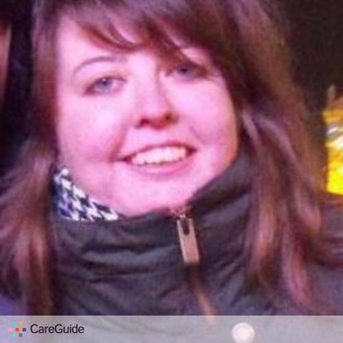 Child Care Provider Iuliia F's Profile Picture