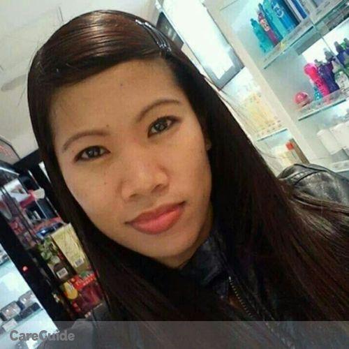 Canadian Nanny Provider Prencis Bueno's Profile Picture