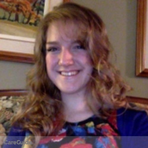 Canadian Nanny Provider Patricia Kinsinger's Profile Picture