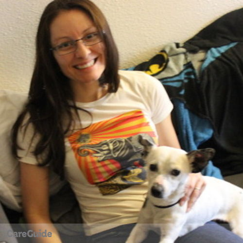 Pet Care Provider Cheyenne Garcia's Profile Picture