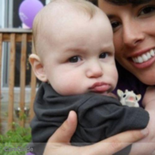 Canadian Nanny Provider Cassandra C's Profile Picture