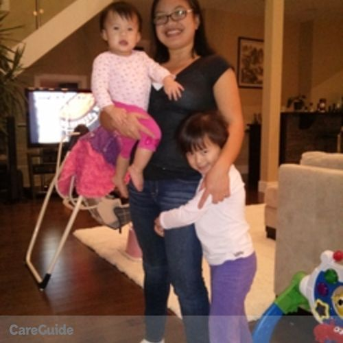 Canadian Nanny Provider Mildred Laya's Profile Picture