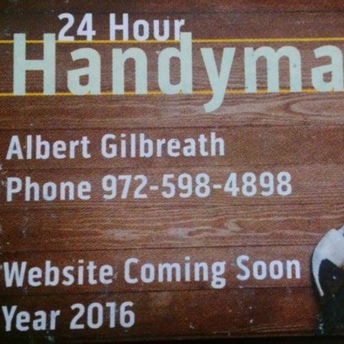 Handyman Provider Albert Gilbreath's Profile Picture