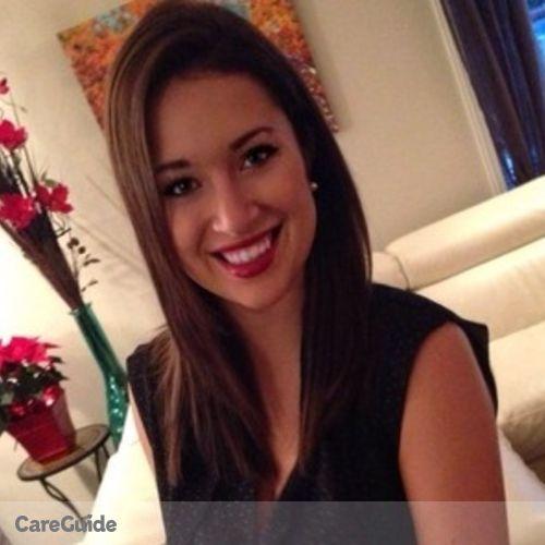 Canadian Nanny Provider Sara Daigle's Profile Picture
