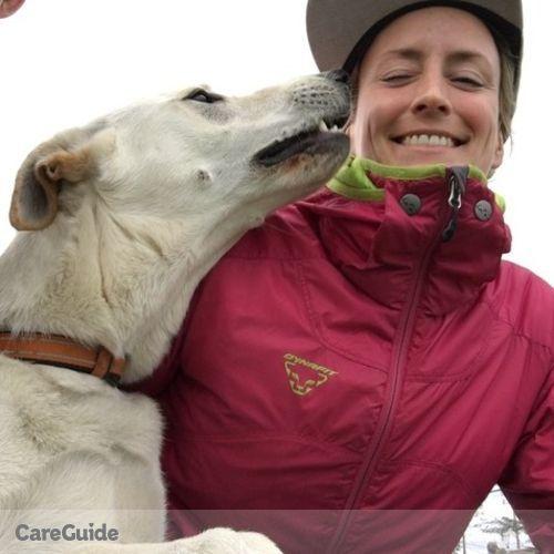 Pet Care Provider Johanna Ortner's Profile Picture