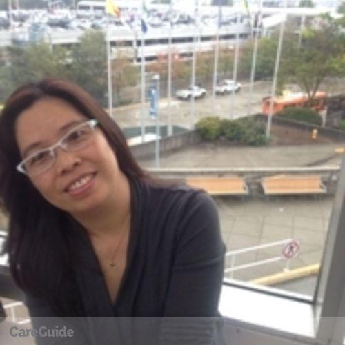 Canadian Nanny Provider Lirio Vitor's Profile Picture