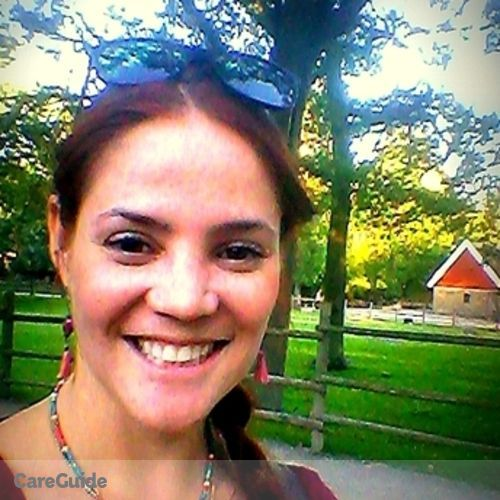 Canadian Nanny Provider Carolina Franco's Profile Picture