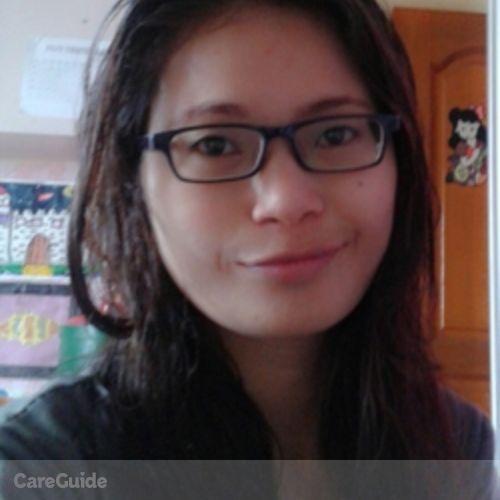 Canadian Nanny Provider Jenifer Bangcaya's Profile Picture