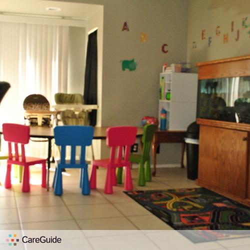 Child Care Provider Jami P's Profile Picture