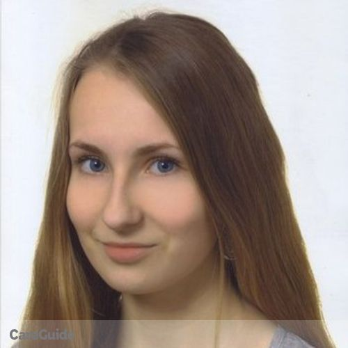 Canadian Nanny Provider Olena Oliinyk's Profile Picture