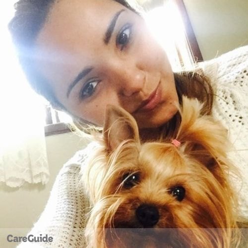 Pet Care Provider Carmen Hernandez's Profile Picture