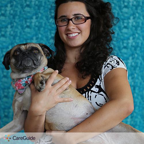 Pet Care Provider Gianna P's Profile Picture