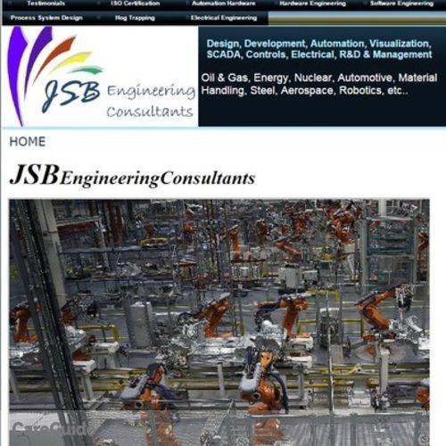 Programmer Provider John B's Profile Picture