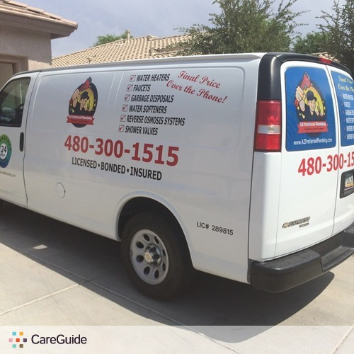 Plumber Provider AZ Preferred Plumbing LLC's Profile Picture