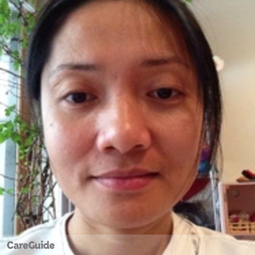 Canadian Nanny Provider Lyn Alatan's Profile Picture