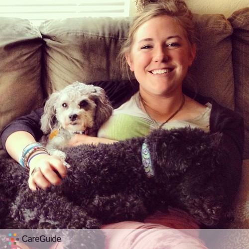 Pet Care Provider Tara Wasenius's Profile Picture