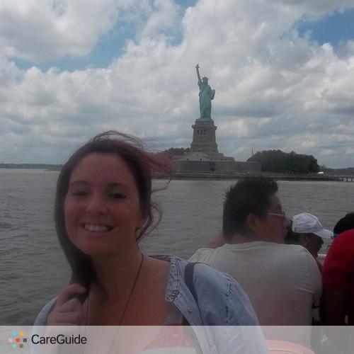 Child Care Provider Chantal Williams's Profile Picture