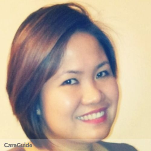Canadian Nanny Provider Pia marie Anaya's Profile Picture