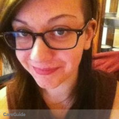 Canadian Nanny Provider Alyssa Peterson's Profile Picture