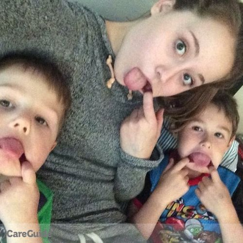 Canadian Nanny Provider Emily Robertson's Profile Picture
