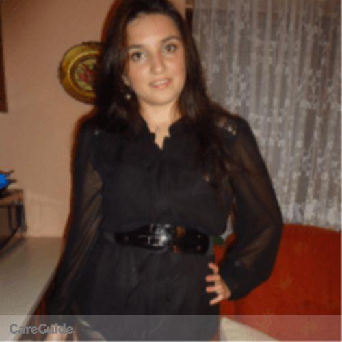 Canadian Nanny Provider Mirela Zoric's Profile Picture