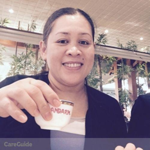Canadian Nanny Provider Precy Tabuada's Profile Picture