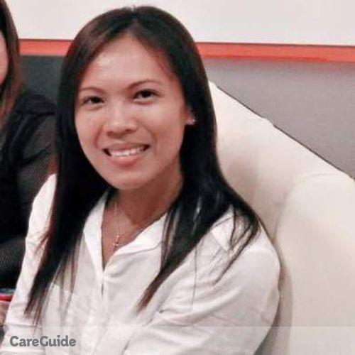 Canadian Nanny Provider Sharon Hadloc's Profile Picture