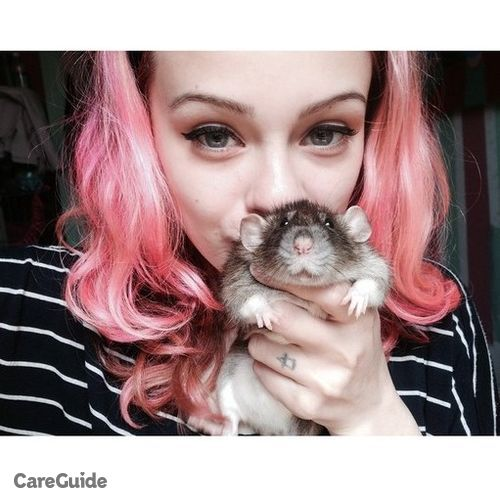 Pet Care Provider Aly J's Profile Picture