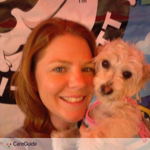 Pet Care Provider Kristina Wittmayer's Profile Picture