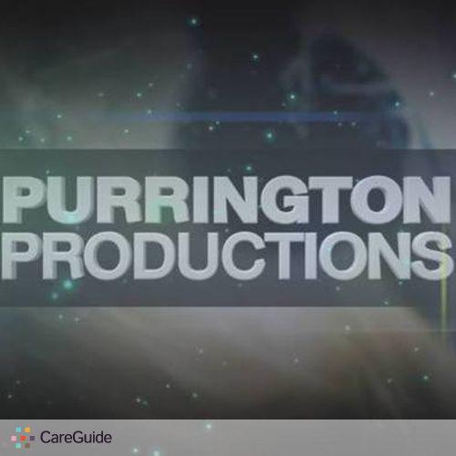 Videographer Provider Jay Purrington's Profile Picture