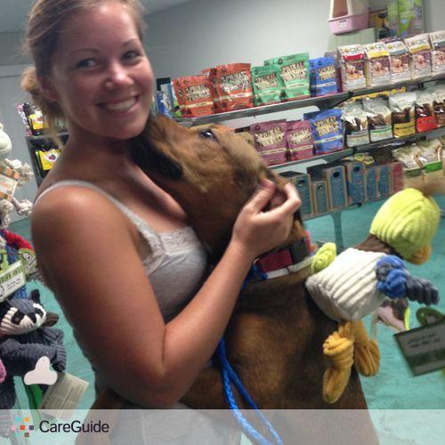 Pet Care Provider Jordan M's Profile Picture