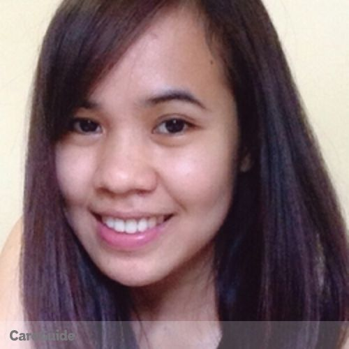 Canadian Nanny Provider Cathy Garcia's Profile Picture