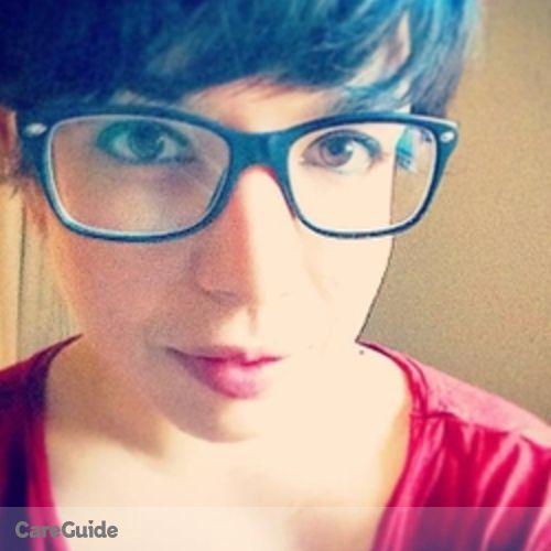 Canadian Nanny Provider Ana Lucia Samaniego's Profile Picture