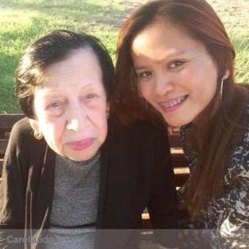 Canadian Nanny Provider Minerva Clata's Profile Picture
