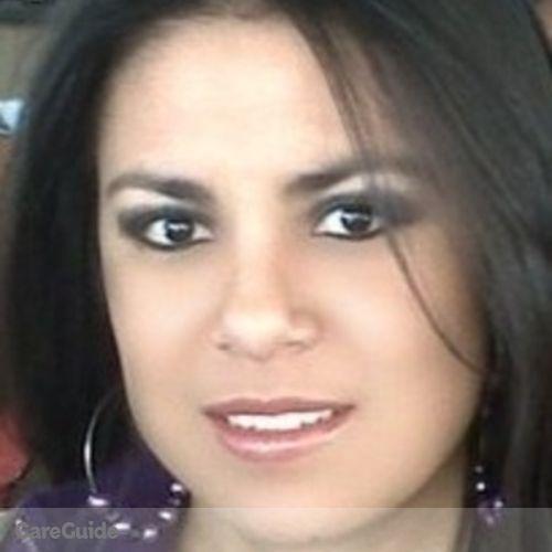 Canadian Nanny Provider Patricia Reyna's Profile Picture