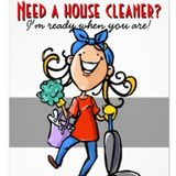 House cleaner west end area