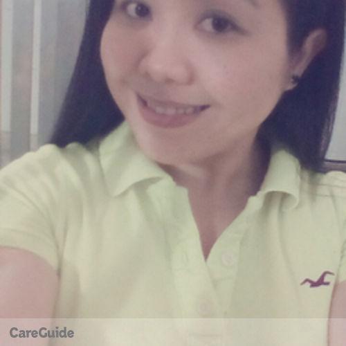 Canadian Nanny Provider Carmela V's Profile Picture