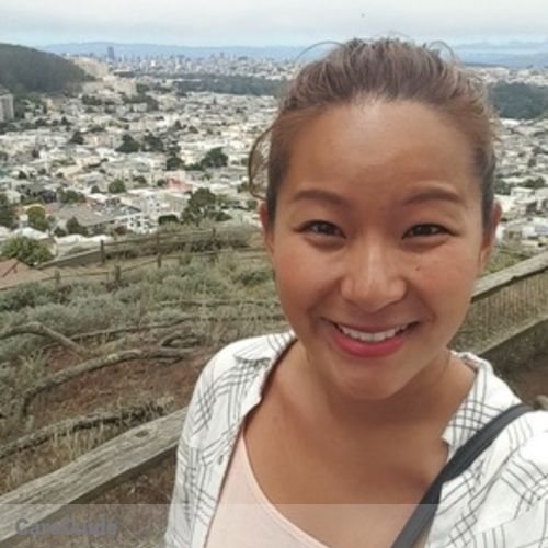 Canadian Nanny Provider Jacqueline Liang's Profile Picture